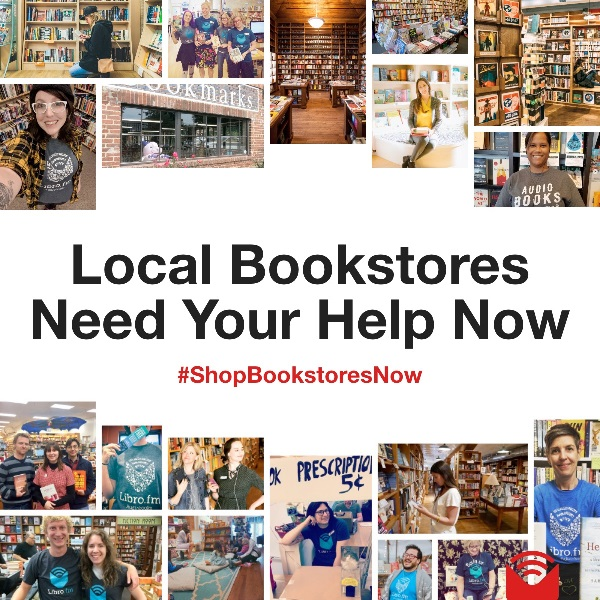Local Bookstores Need Your Help Now #shopbookstoresnow
