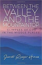 Bookcover - Betwen the Valley and the Mountaintop
